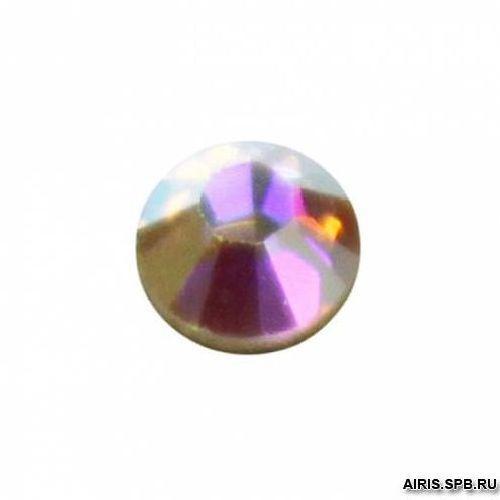 Камни плоские без клея 2058/E SS 5 (3) кристалл с эфф. 50шт. Swarovski