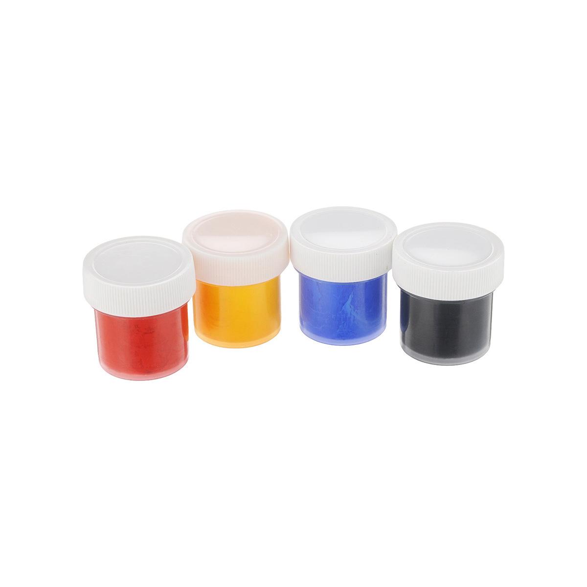 Акриловая краска в наборе для ткани 2261 ОЛ