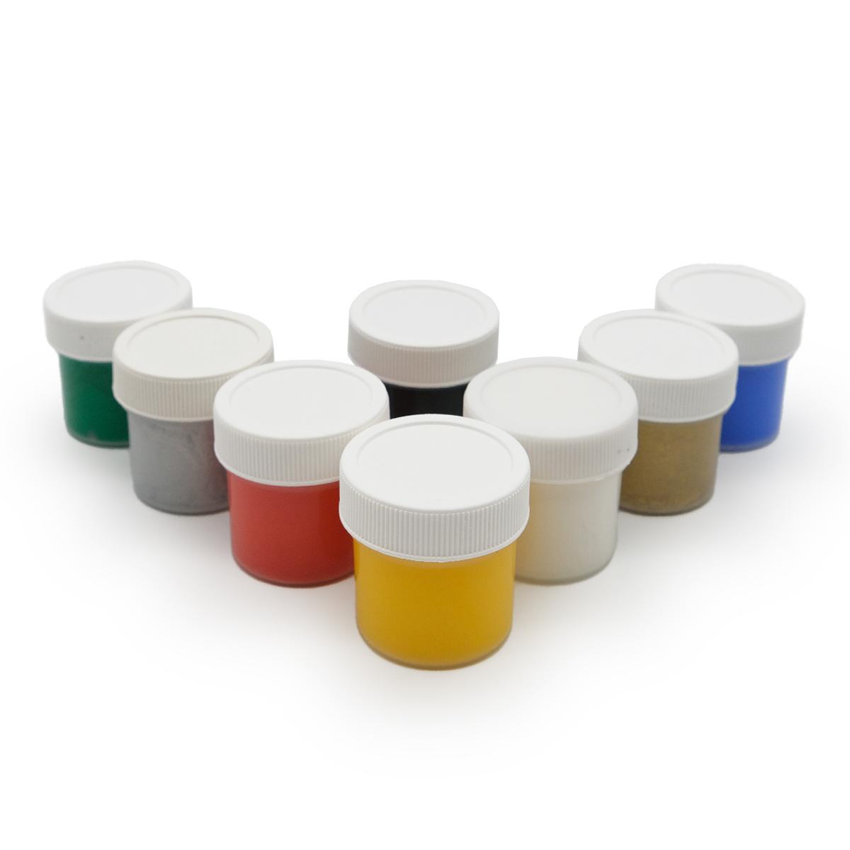 Акриловая краска в наборе для ткани 2218 ОЛ