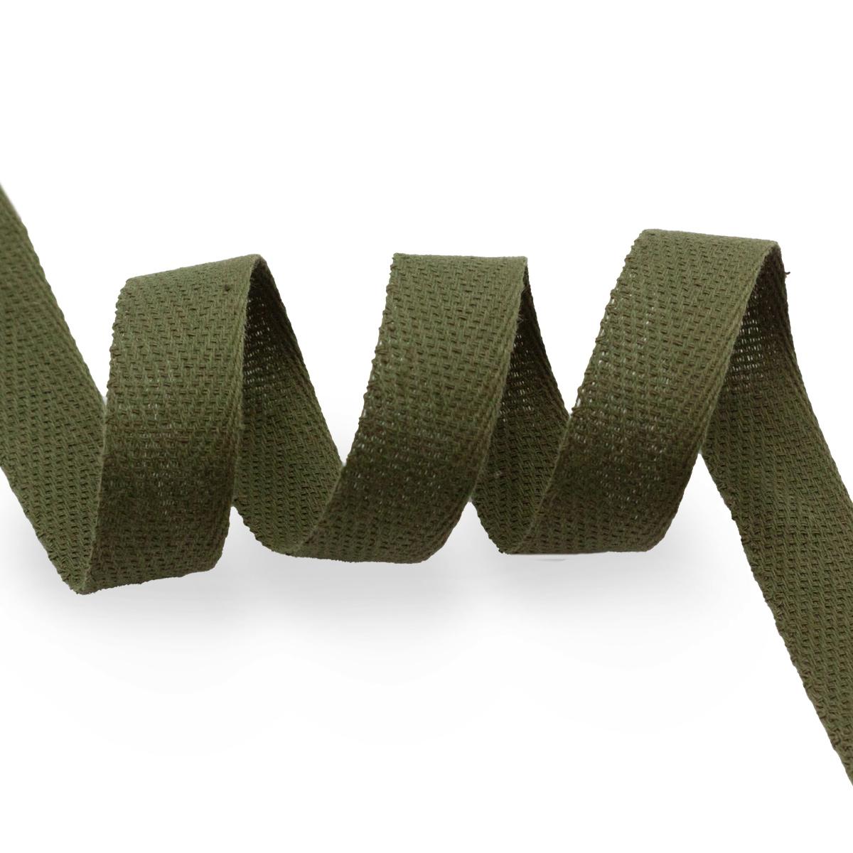 С256К Тесьма киперная, цветная, 20 мм*50 м