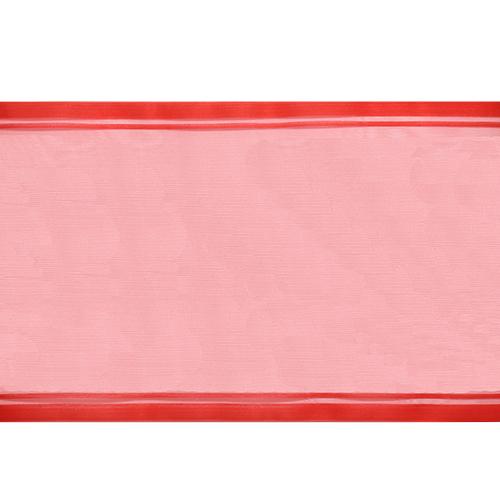 Лента 4,0см*91,4м капрон с люрексом (МС)