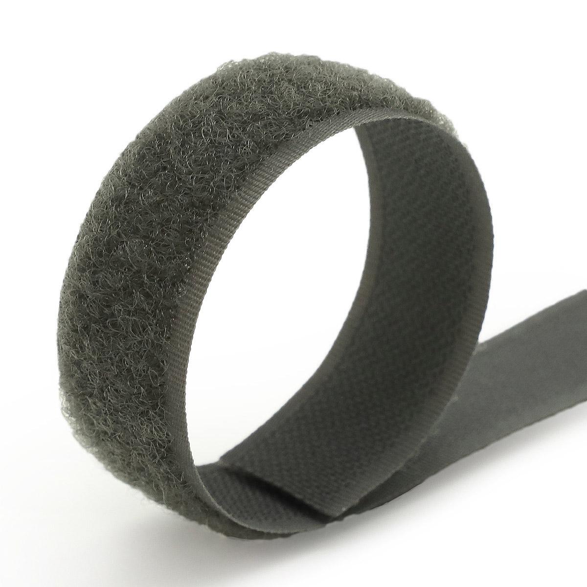 20031 Лента контактная 20мм. 25м 'петля' (23 т.серый) ГР
