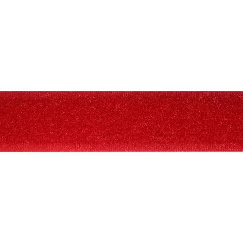 20051 Лента контактная 20мм. 25 м 'петля' (41 красный)