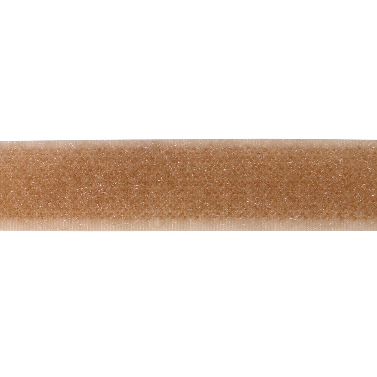 20081 Лента контактная 20мм. 25м 'петля' (32 св.коричневый)