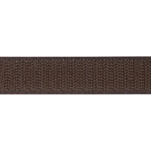 20090 Лента контактная 20мм. 25 м 'крючок' (36 т.коричневый)