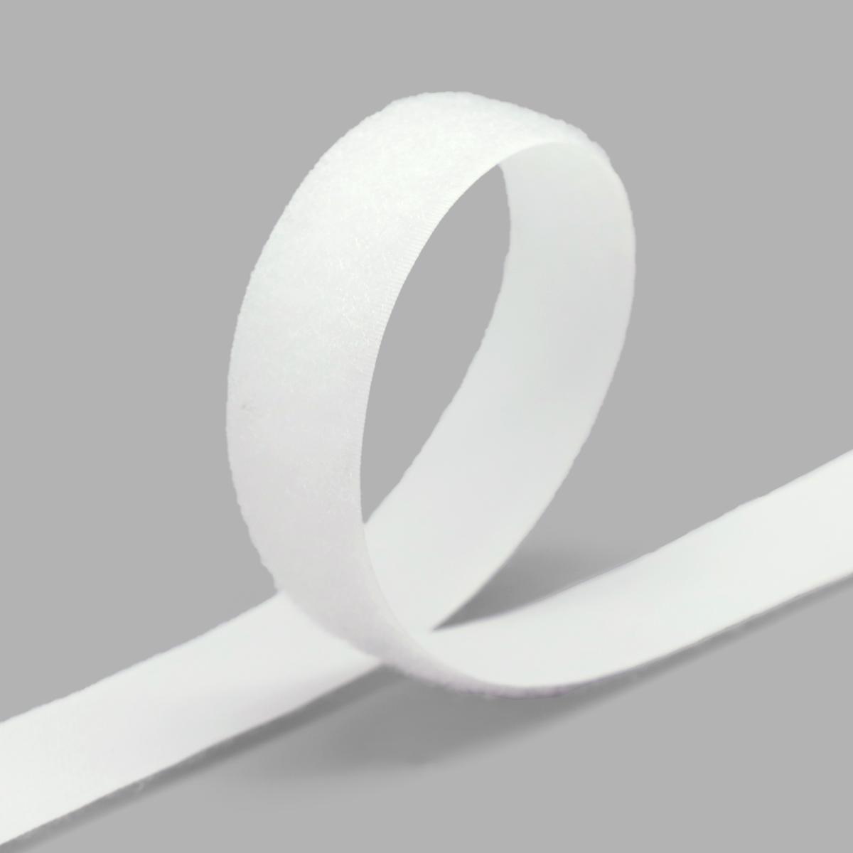 20104 Лента контактная 25мм. 25 м 'петля' (бел.)