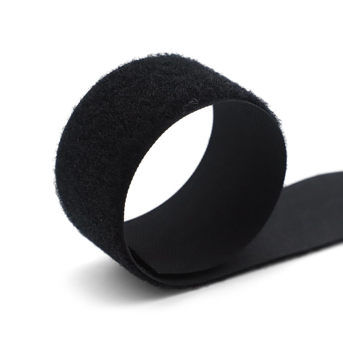 20302 Лента контактная 38мм. 25 м 'петля' (черн.)