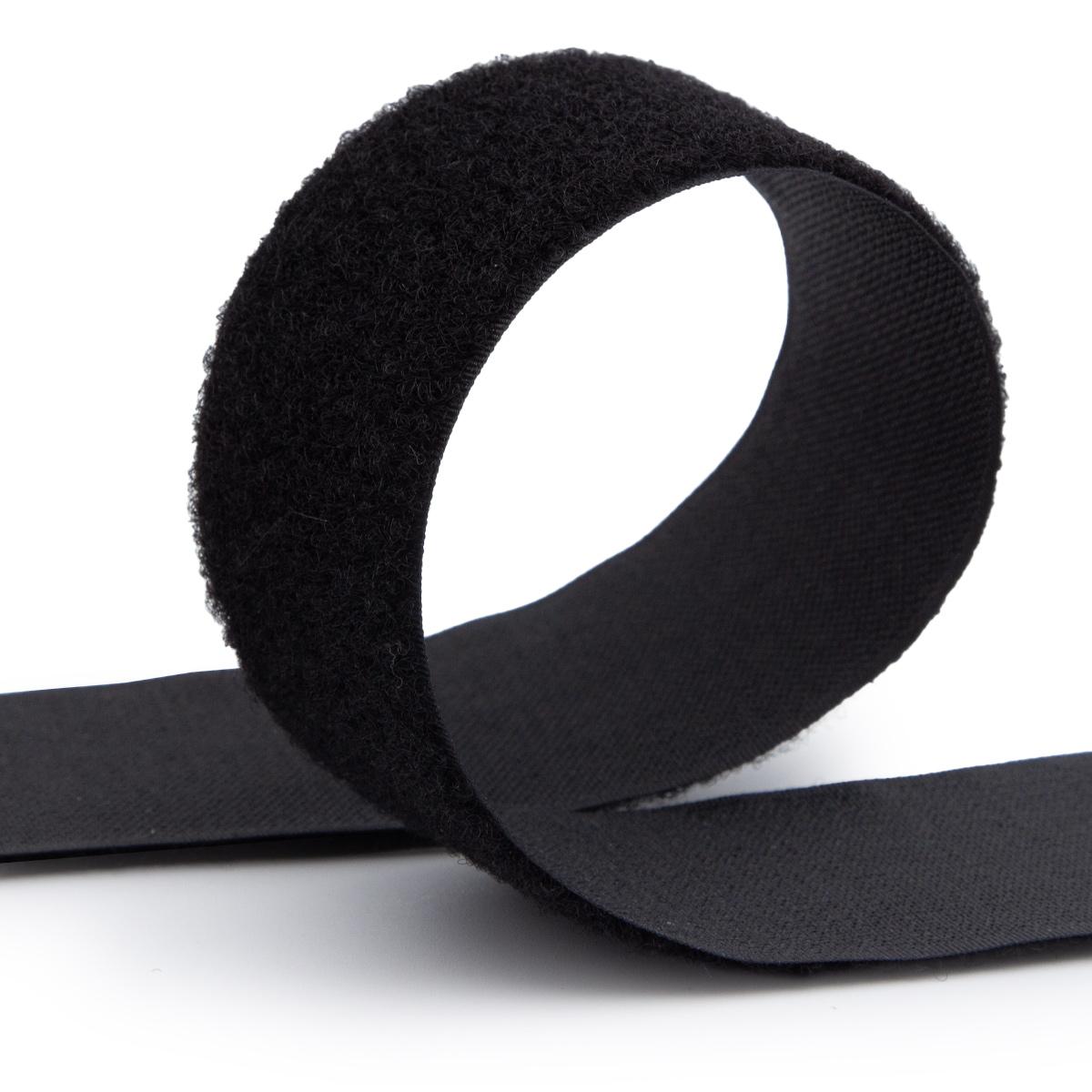 20402 Лента контактная 50мм. 25м 'петля' (черн.)