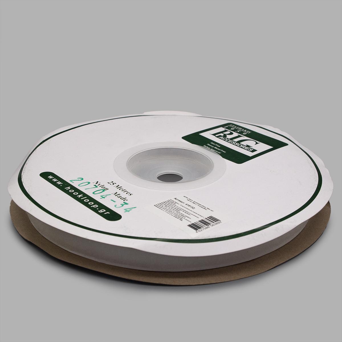 20704 Лента контактная на клеевой основе (мягкая часть)