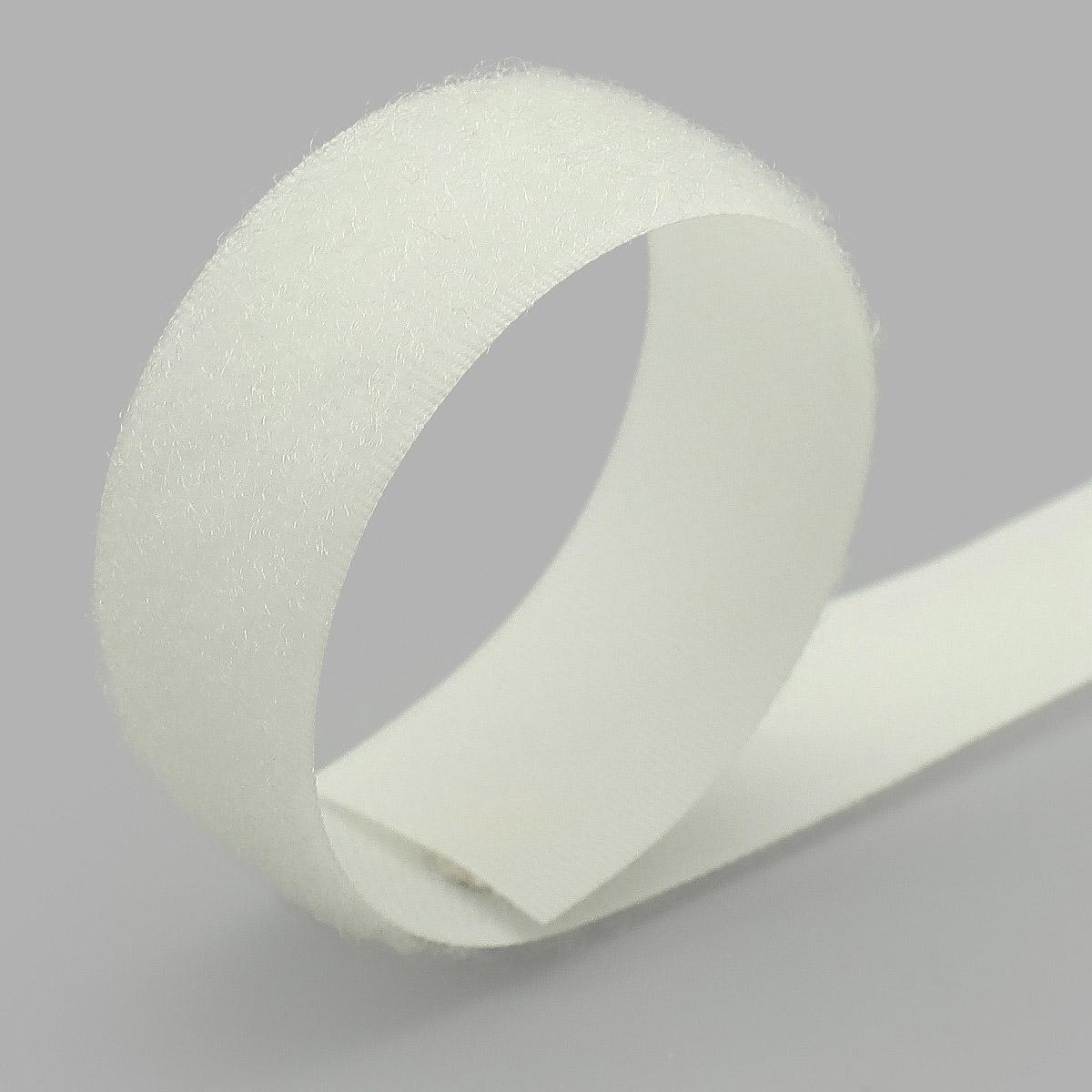 20006 Лента контактная 20мм*25м 'петля' бел