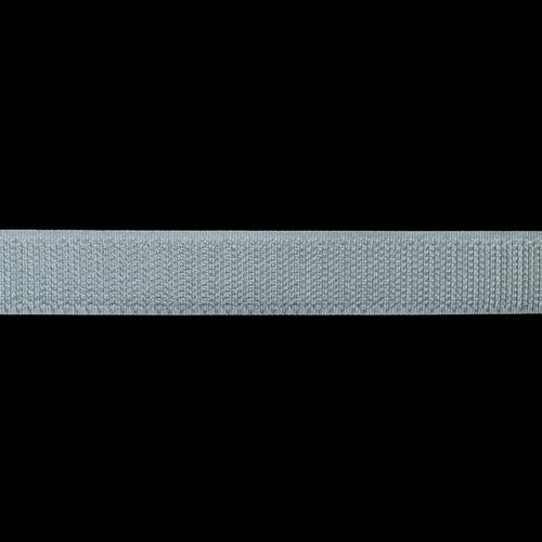 20092 Лента контактная 20мм. 25 м 'крючок' (22 серый)