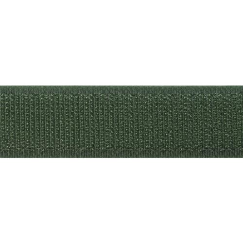 20082 Лента контактная 20мм. 25 м 'крючок' (14 зеленый)