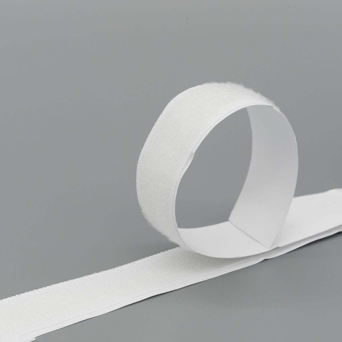 Лента контактная клеевая 20мм*25м 0151-1200
