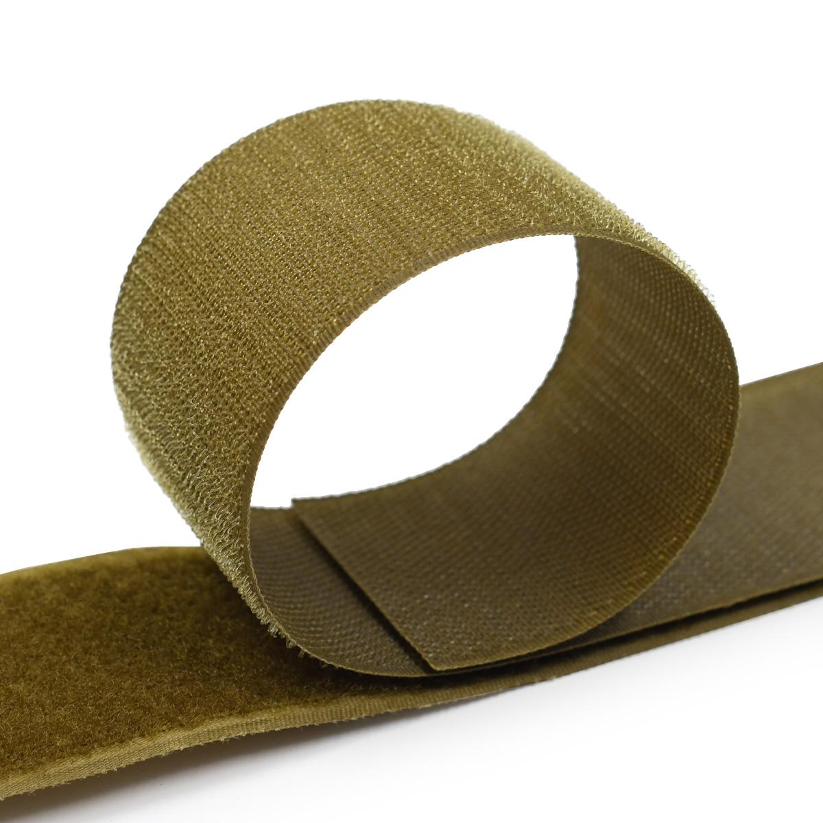 Лента контактная 50мм*25м (цветная)