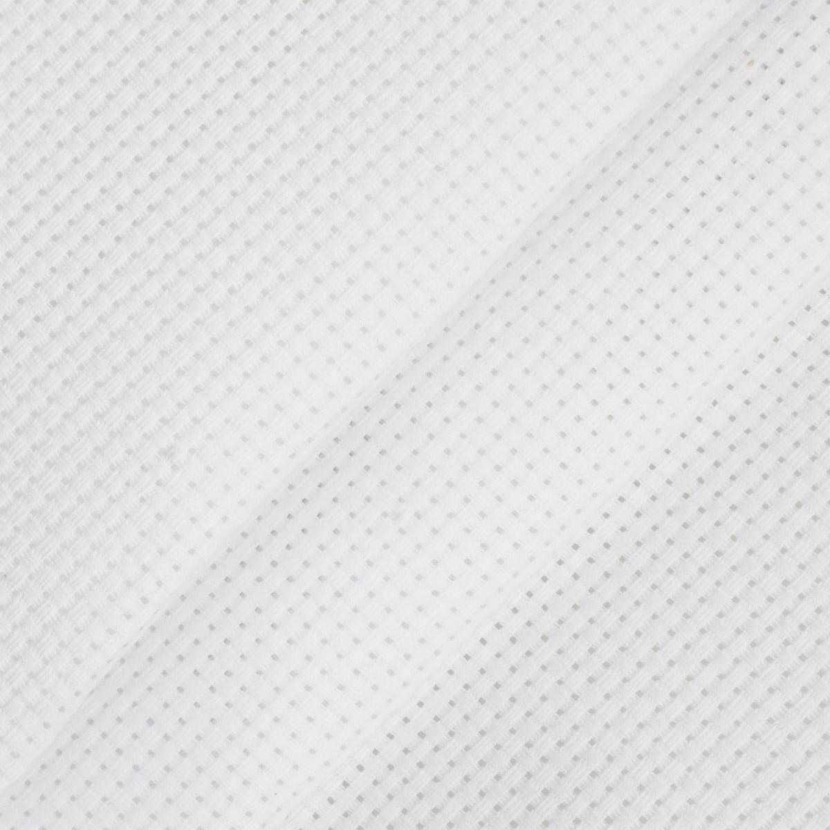 624010 Канва 11C/T, белая, 150 см*50 м, Bestex
