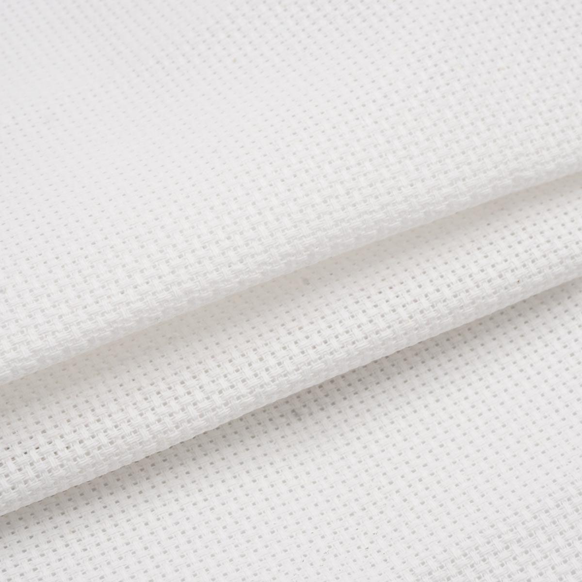 Канва 624010-16C/T 150см*50м белая Bestex