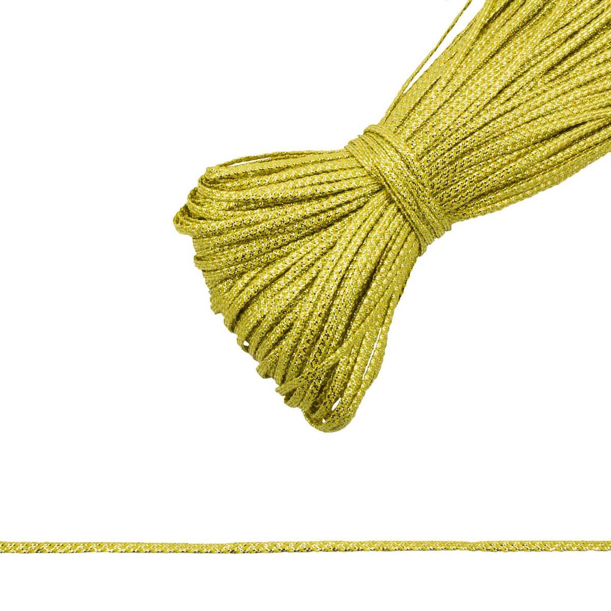 С3027 Шнур отделочный плет. с метанитом 2мм*50м