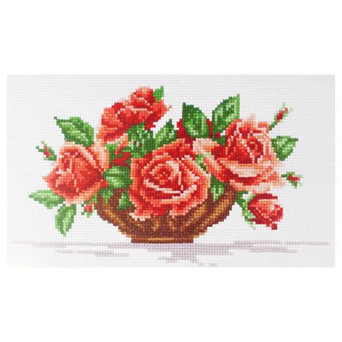 Р-16 Набор для вышивания ''Розы', 26*15 см