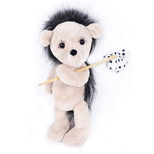 ММ-006 Набор для шитья игрушек 'Ёжик-путешественник', 25см