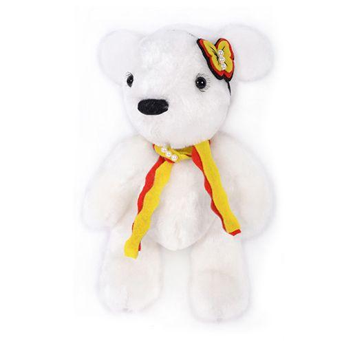 ММ-008 Набор для шитья игрушек 'Белая медведица', 25см