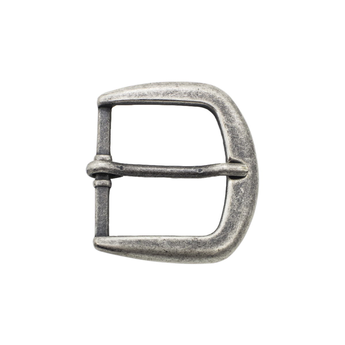 69957 Пряжка, т. серебро, 40 мм, Hobby&Pro