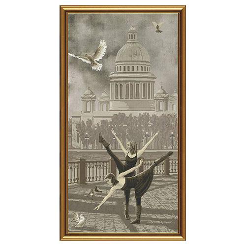 AC6006 Набор для вышивания 'Нова Слобода' 'Санкт-Петербург. Исаакиевский собор', 30x60 см