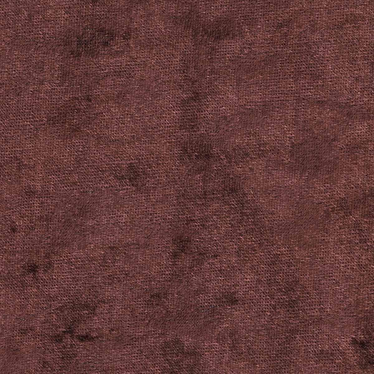 Плюш винтажный 100% п/э 50см*50см (21882 тёмно-коричневый) фото