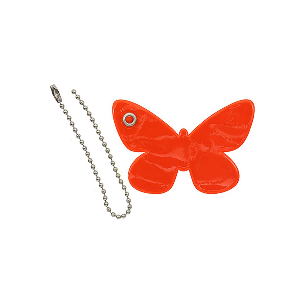 Световозвращатель подвеска 'Бабочки', ПВХ, 7 см