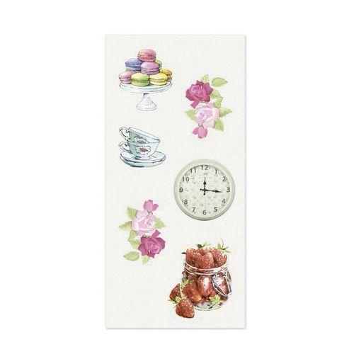 Тканевые стикеры Полуденный чай 1, 9.5*20 см SCB530101