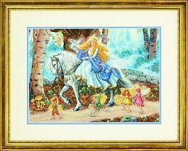 35319-70-DMS Набор для вышивания Dimensions 'Сказка', 38х28 см