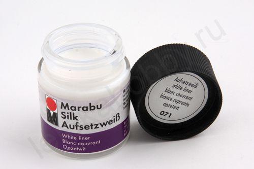 Добавка для подкрашивания Marabu-Aufsetzweis, 50 мл