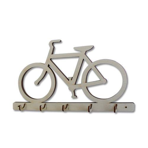 L-335 Деревянная заготовка ключница 'Велосипед', 30*15*10 см, 'Астра'