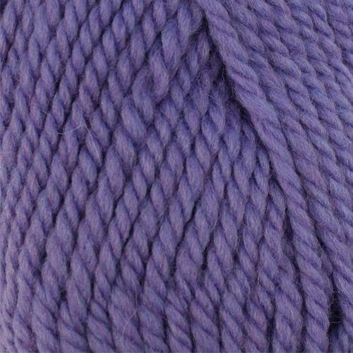 Пряжа Астра 'Wool XL/Шерсть толстая' 100гр. 110м (100% импортная полутонкая шерсть) (сирень) фото