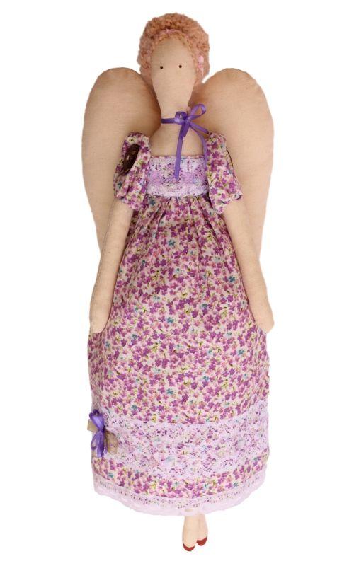 AM100015 Набор для изготовления текстильной игрушки 'Ангелина', высота 42 см