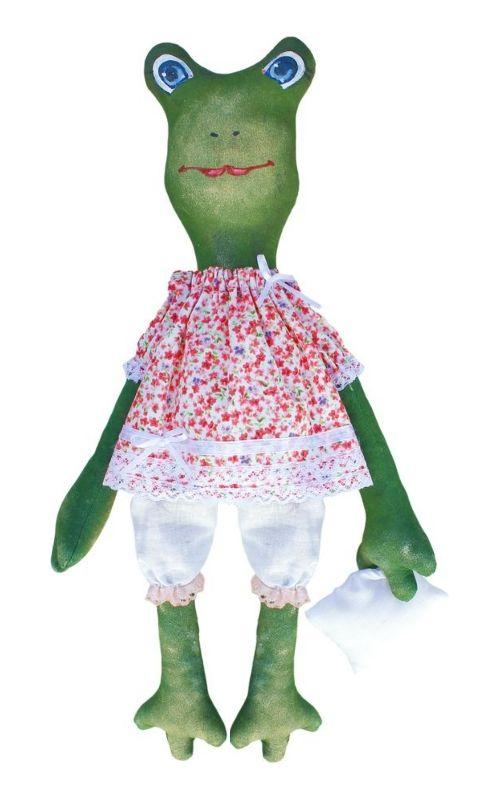 AM100021 Набор для изготовления текстильной игрушки 'Хлоя', высота 44 см