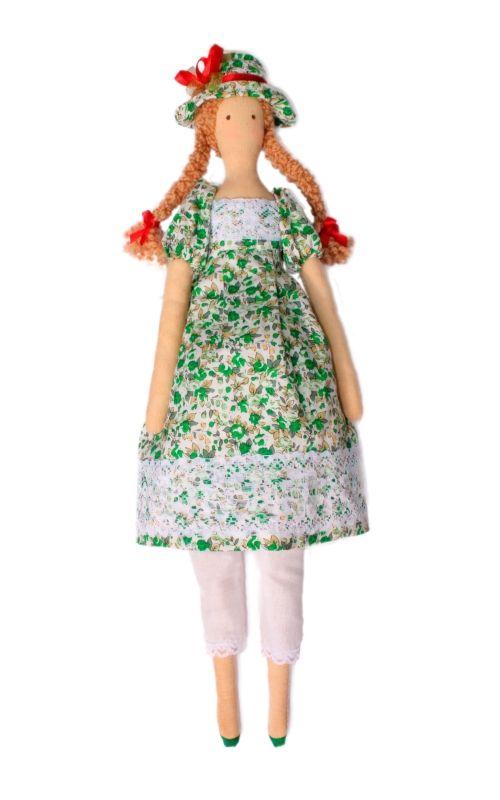 AM100022 Набор для изготовления текстильной игрушки 'Анастасия', высота 42 см