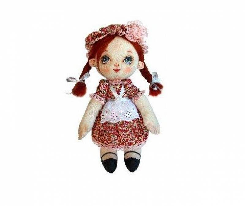 AM100027 Набор для изготовления текстильной игрушки 'Тата', высота 31 см