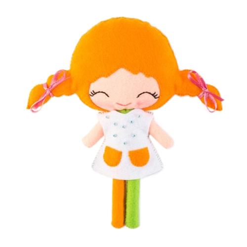 02-05 Набор для шитья игрушки 'ТУТТИ'