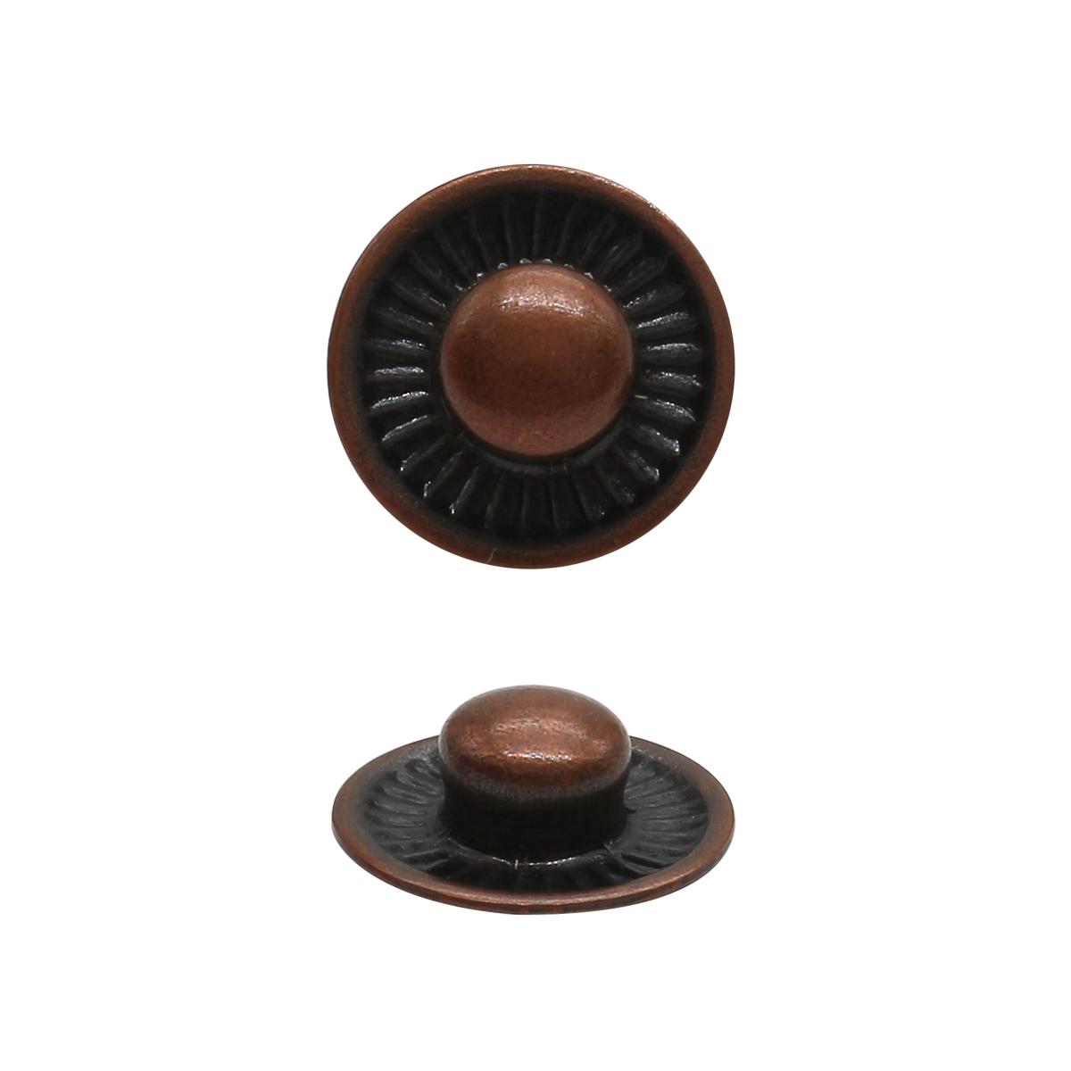 1618 Часть кнопки 520 т.медь ГР