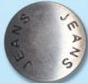 52072 Кнопка 5/18 т.сереб. мет. ГР