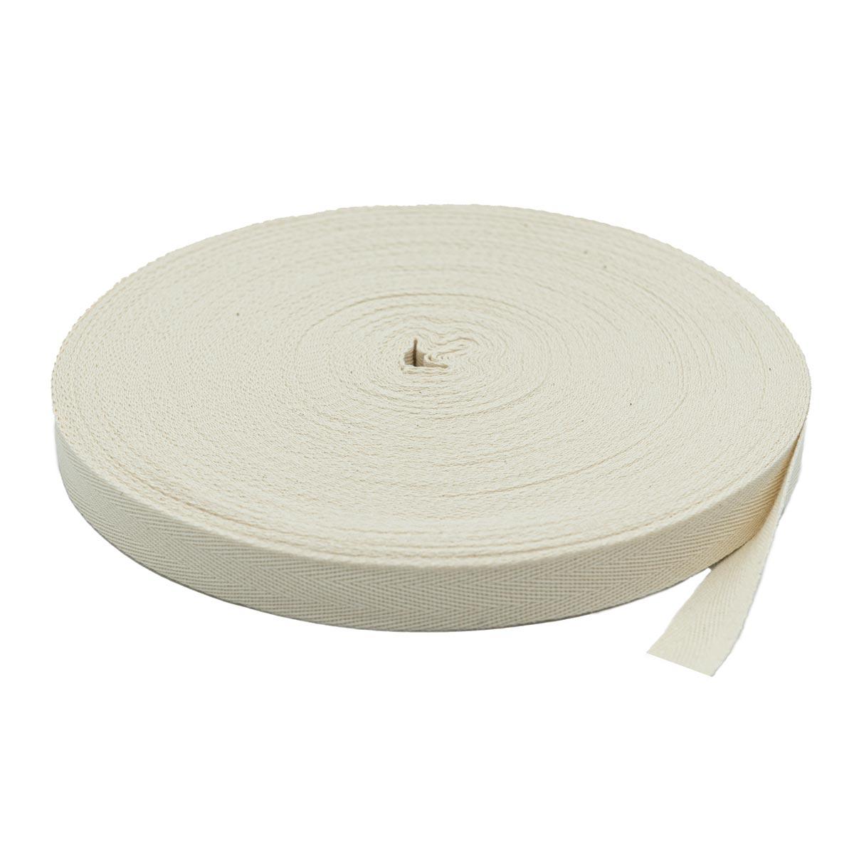 1020Б Лента киперная 20мм*50м, белая