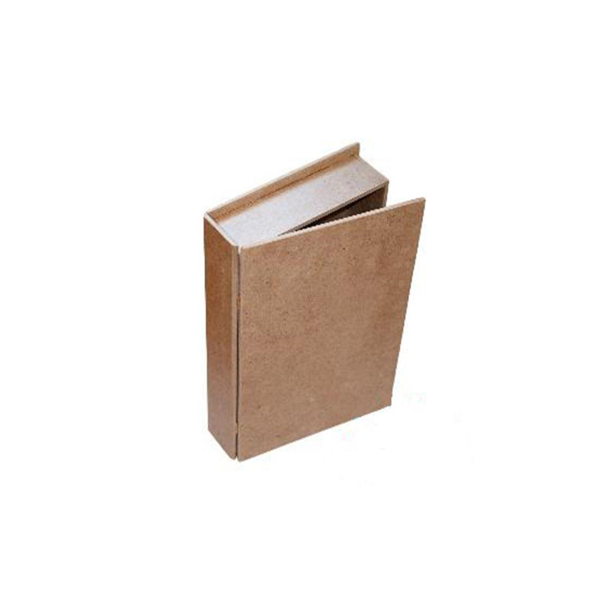 AH6140145 Заготовка из МДФ 'Шкатулка-книга большая', 34х24х8 см