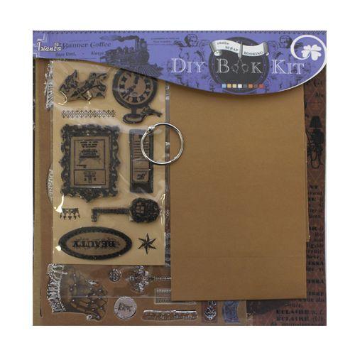 24844 Набор для создания альбома 'DIY Book KIT', LF-FT № 2