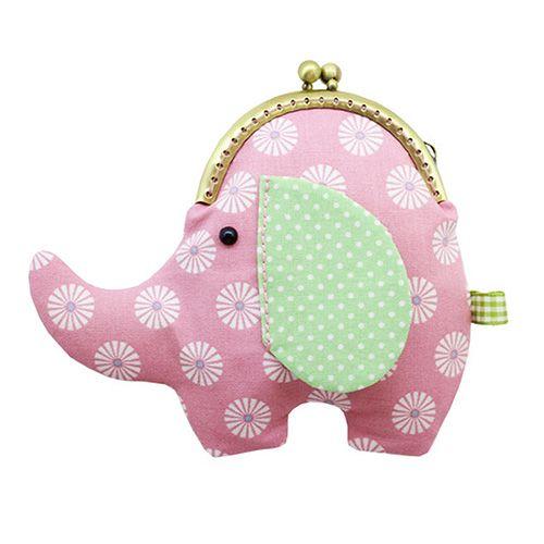 Набор для рукоделия 'Слон кошелёк'