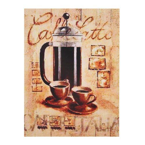 РТ130069 Папертоль 'Кофе', 9*13 см