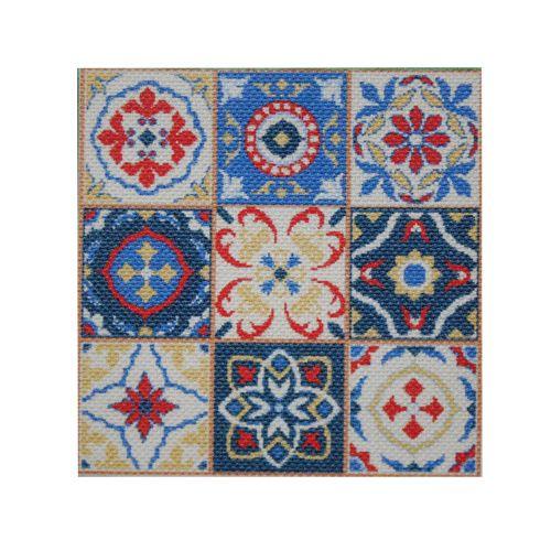1751 Набор для вышивания 'Матренин Посад' 'Мозаика', 34*34 см