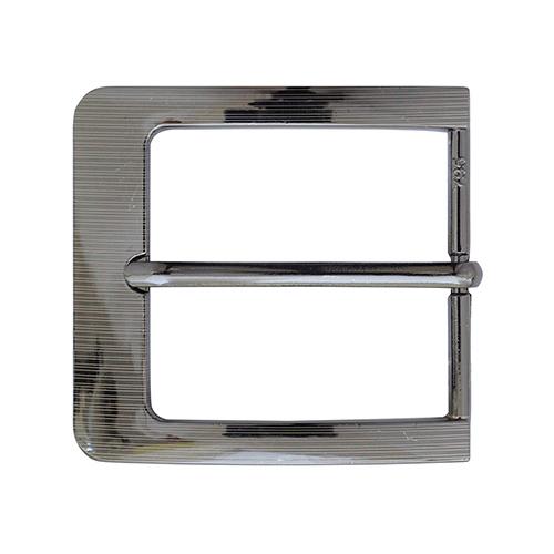 24595 Пряжка 6063 на ремень 45 мм, т.никель