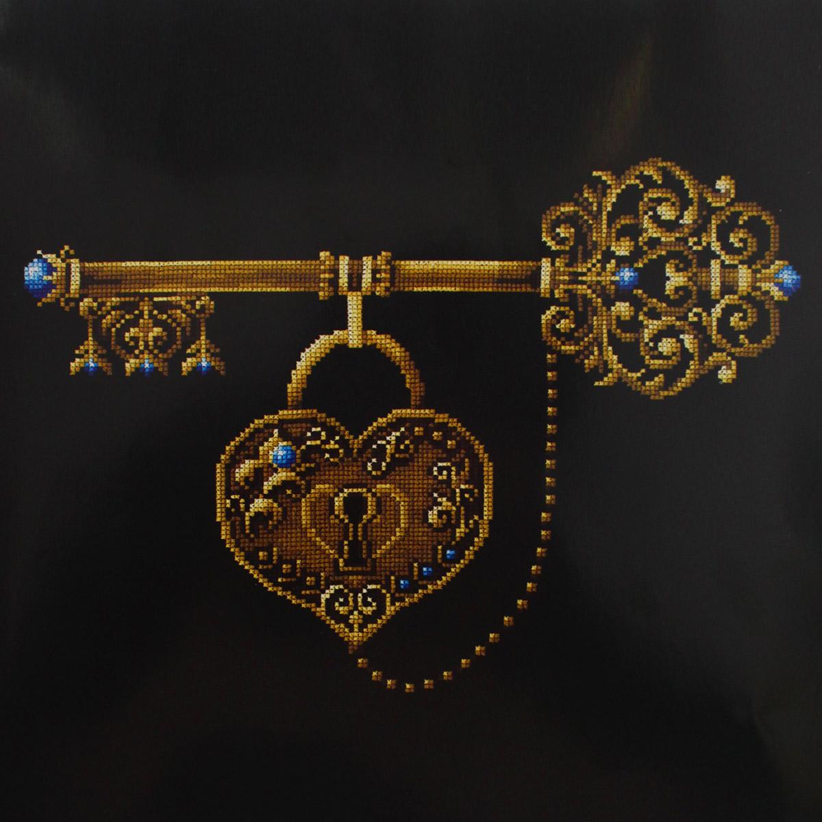 К-37 Набор для вышивания 'Ключ счастья', 35*26 см