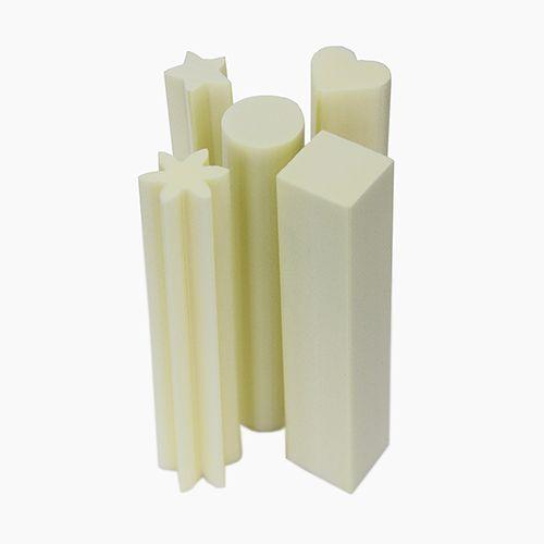 Набор из пенопласта 'Фигурные столбики' для нарезки 18см*3,5см (уп.5шт)