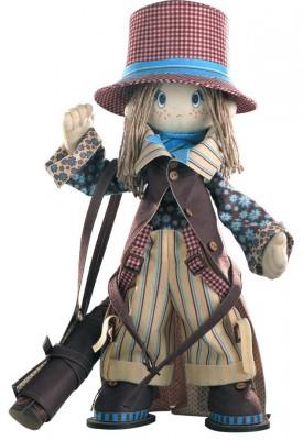 К1028 Набор для шитья куклы 'Роберт'
